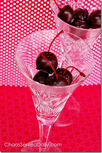 Choc-Cherries