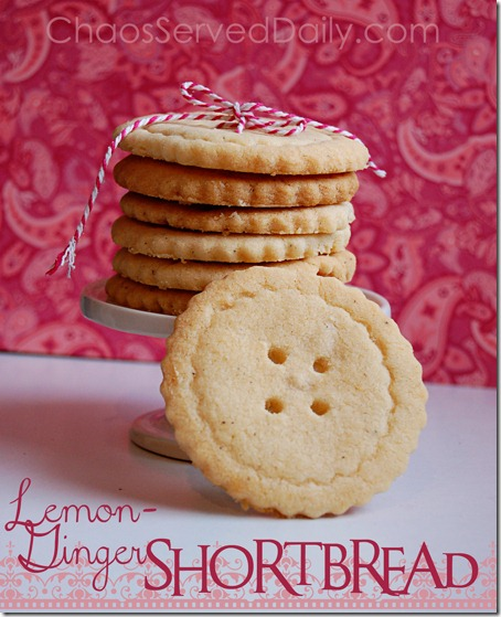 Button-Shortbreads