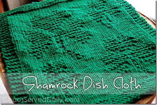 Shamrock-Cloth-Green