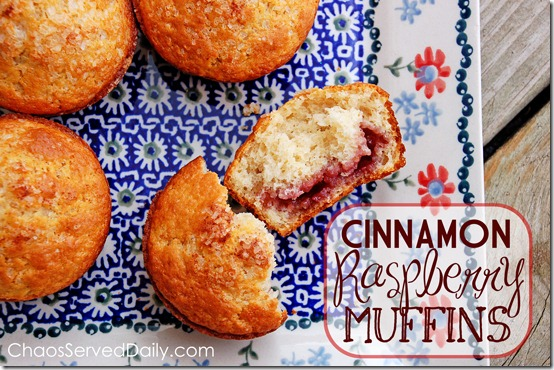 Muffins ChaosServedDaily thumb Mothers Day Poem & Muffin Gift Idea